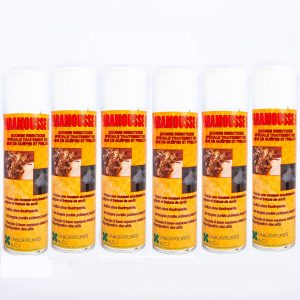 MOUSSE ANTI FRELON ANTI GUÊPE 500 ML LOT DE 6